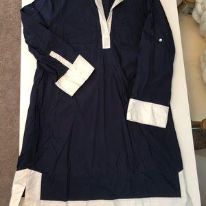 J Crew tunic dress